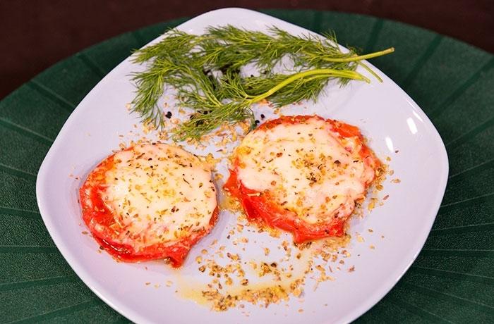 kekikli domates