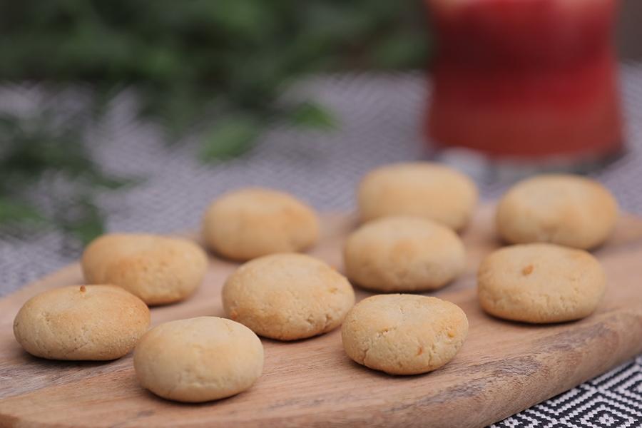 diyabetik bademle kurabiye