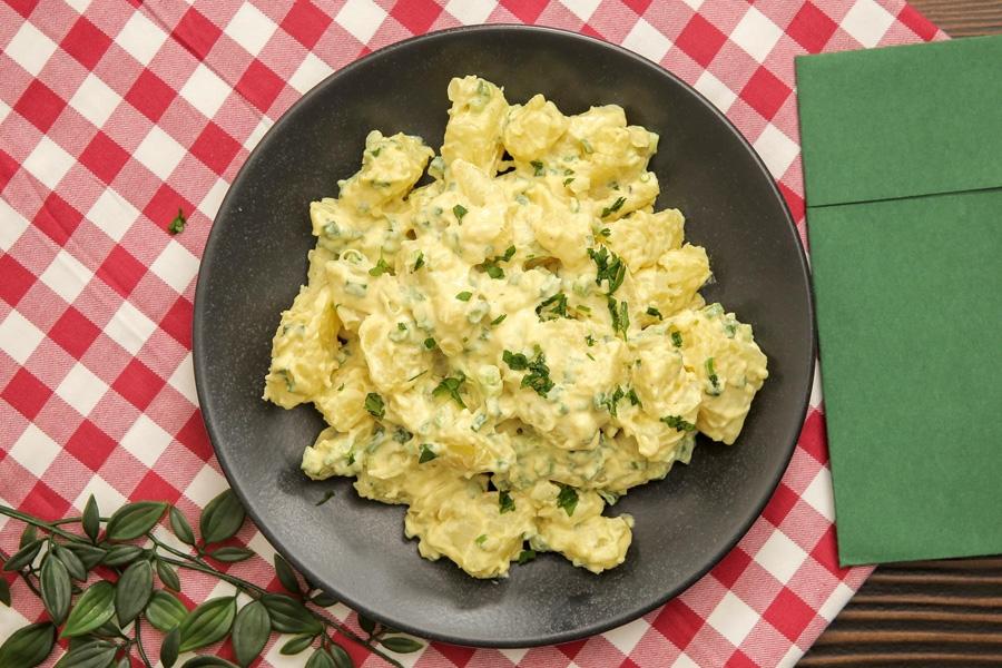 alman usulü patates salatası