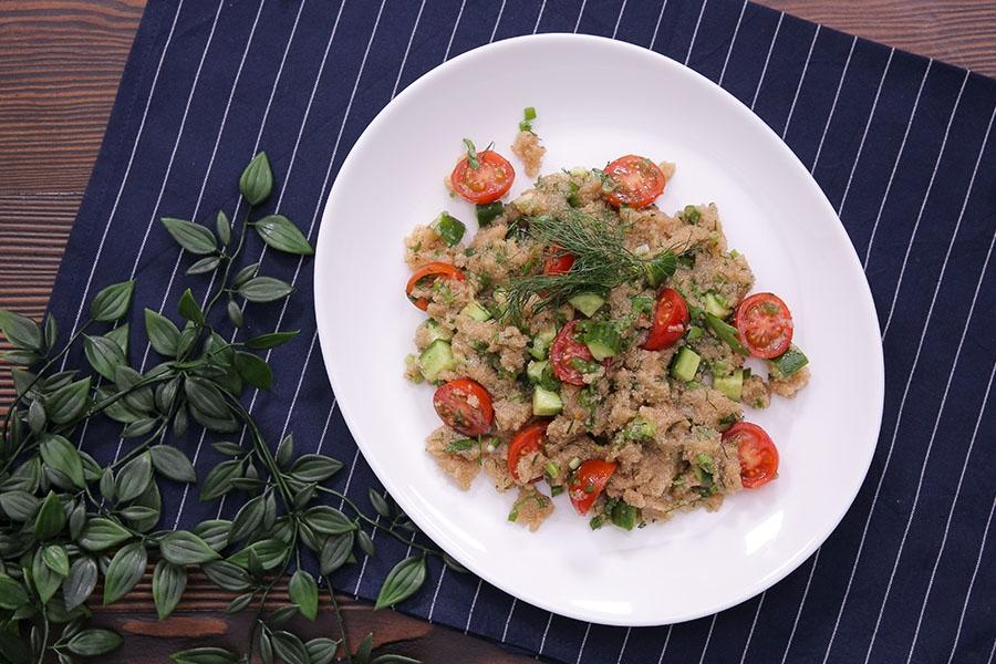 amaranth salatası